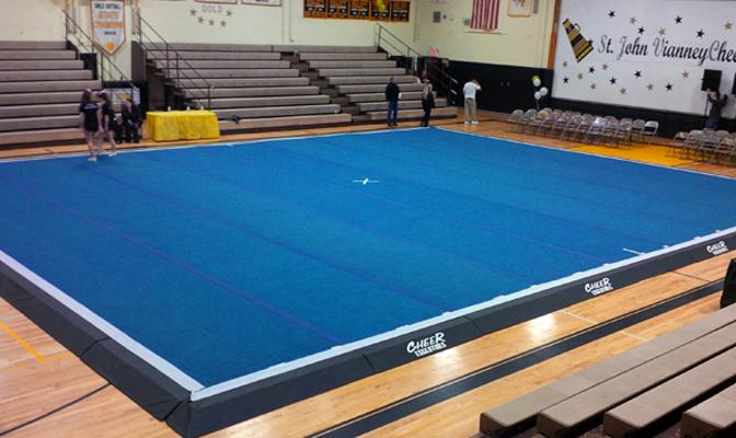Cheerleading Spring Floor Kits Carpet Vidalondon